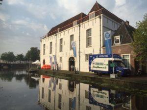 Bedrijfsverhuizing Delft