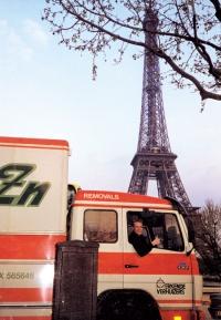Internatonaal verhuizen naar Frankrijk - Parijs