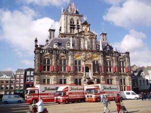 Verhuizen Van Buuren Delft