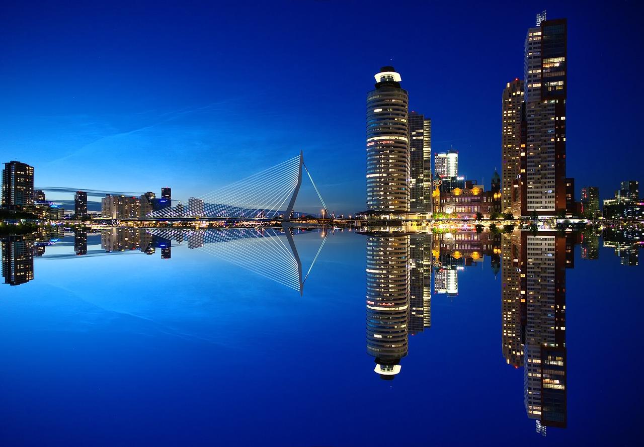 Verhuizen naar Rotterdam