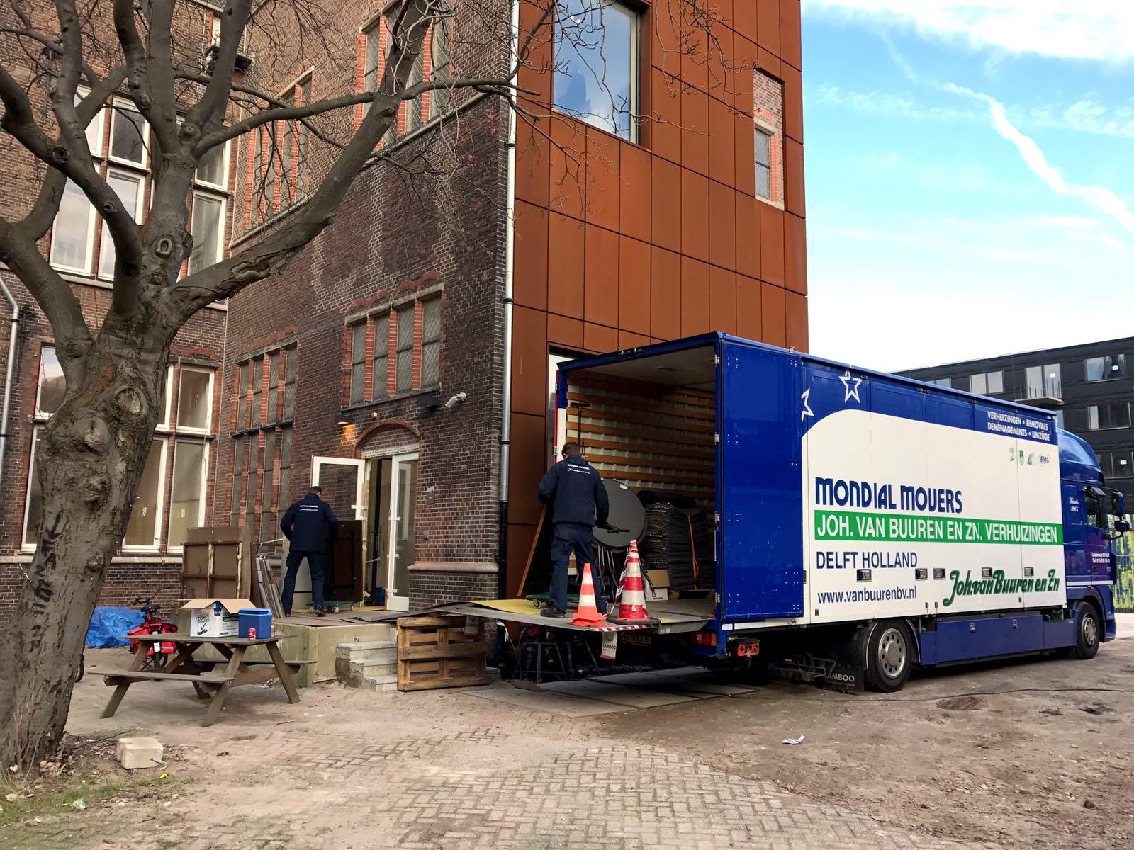 Verhuisbedrijf Den Hoorn